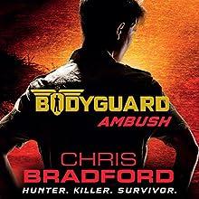 Ambush: Bodyguard, Book 3 Audiobook by Chris Bradford Narrated by Simon Victor