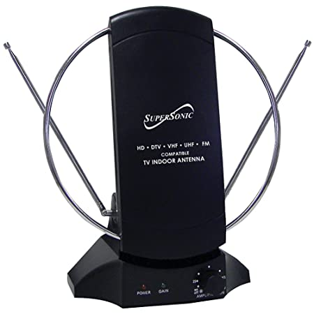 Review HDTV Indoor Antenna Receives