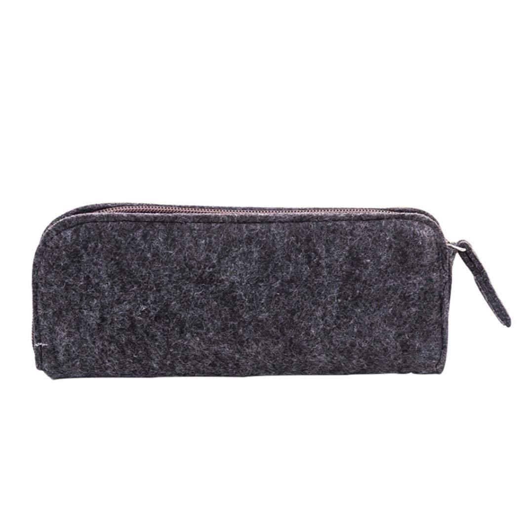 33ca280c4279 Amazon.com: KFSO Pencil Bag,Large Capacity Storage Student ...