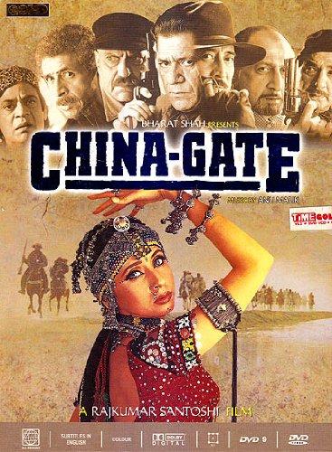 China Gate (1998) Hindi 720p HEVC HDRip x265 AAC ESubs  [800MB] Full Movie Download