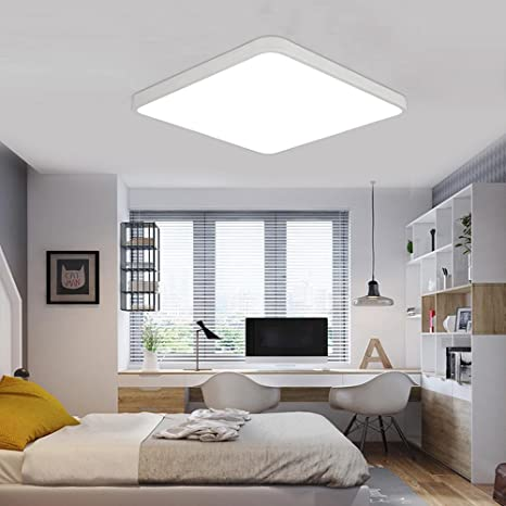 Illuminazione A Soffitto.Illuminazione Soffitto A Led 24w Moderna Illuminazione A