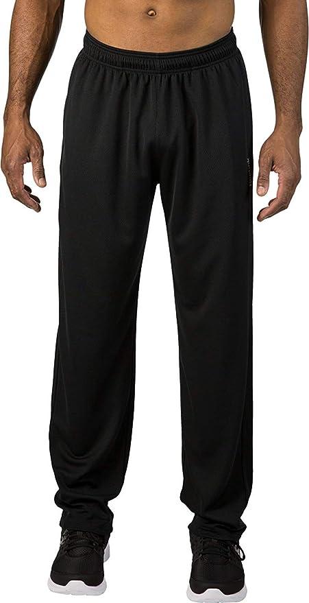cb2997099ad54d Amazon.com   Reebok Men s Mesh Knit Pants   Sports   Outdoors