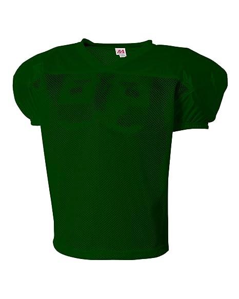 A4 Sportswear Hunter Green Adult 4XL Football Drills Practice Jersey