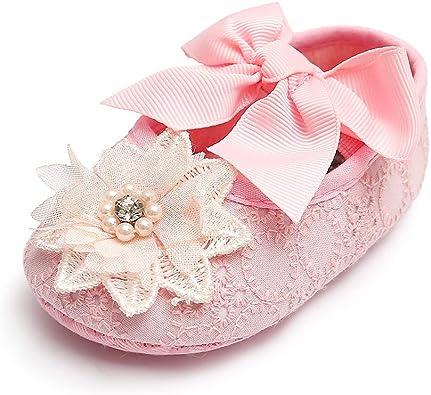 Kuner Toddler Baby Girls Shoes Soft