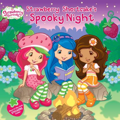 Strawberry Shortcake's Spooky (Halloween Activities For Kindergarten Writing)