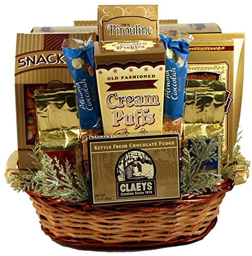 Buy christmas food gifts to send