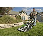 EGO Power+ LM2000-S 20-Inch 56-Volt Lithium-Ion Cordless Walk Behind Lawn Mower (Battery and Charger Not Included) 17 Compatible with all EGO power+ arc lithium batteries 20 in. cut capacity Weather-resistant construction