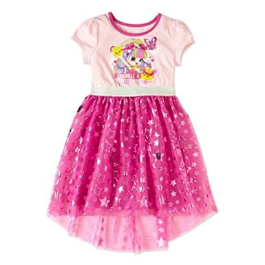 amazon com shopkin playwear shopkins shoppies girls sprinkle magic