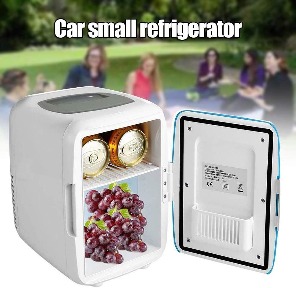 Huaheng 4L Mini Car Fridge Travel Freezer Portable Camping Driving Small Refrigerator New