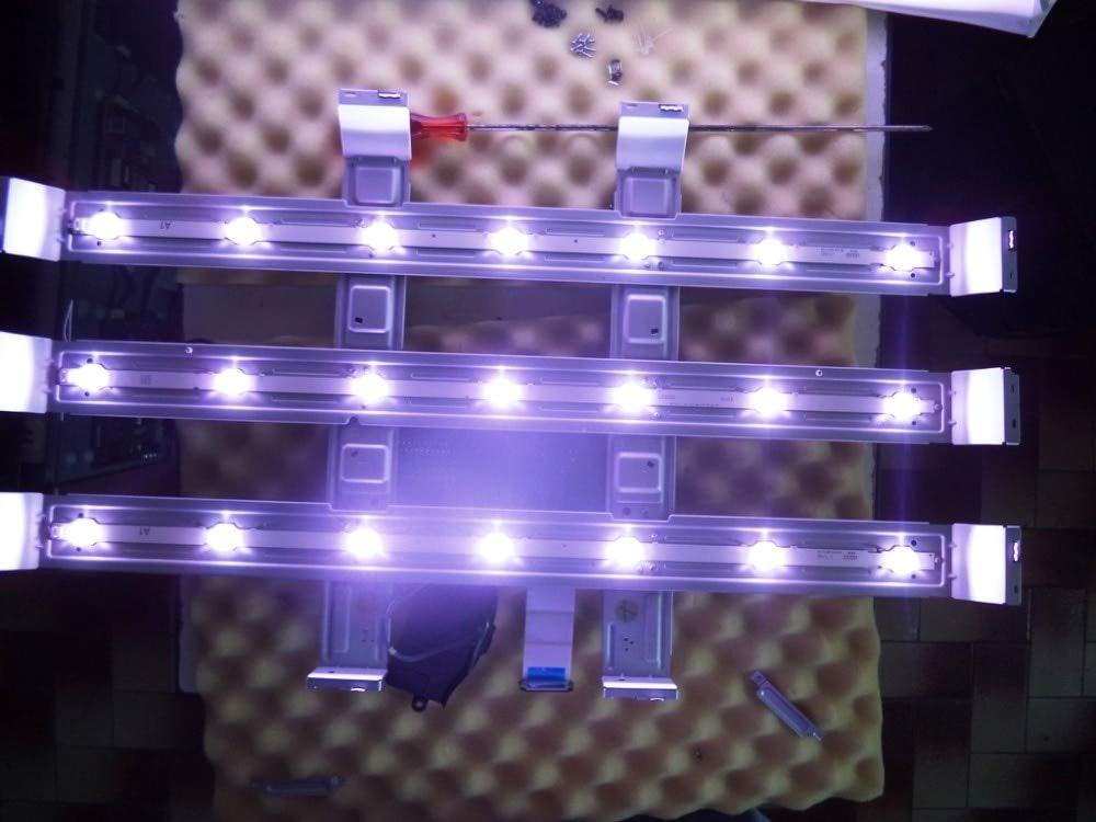 Led Backlight Strip 7 Lamp For Lg 32 Tv 32ln520b Lc320dxe V13 Cdms 6916l-1399a 6916l-1400a r5 sf