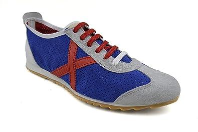 Zapatillas Munich OSAKA 135 - Color - AZUL, Talla - 45: Amazon.es: Zapatos y complementos