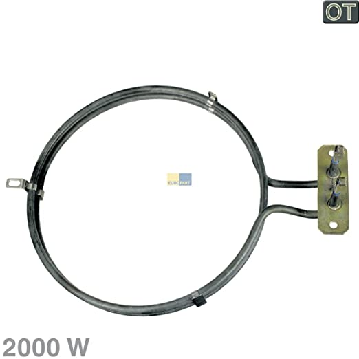 AEG Anillo Calentador por resistencias Electrolux 2000W Horno de ...