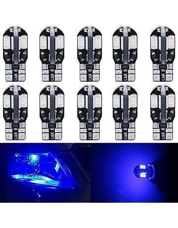 Domybest 1 Paire Feux C/ôt/és Lampe Lat/éral Imperm/éable en Plastique de 12 LED de Voiture Indicateur de Position Clignotant pour Camion Remorque Rouge