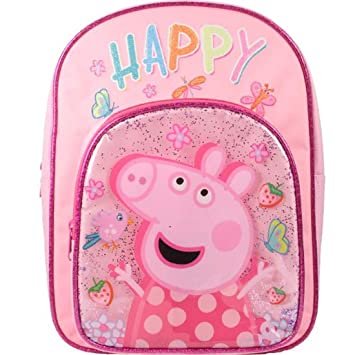 Peppa Pig Beautiful - Mochila Infantil Multi Pink tamaño único: Amazon.es: Equipaje