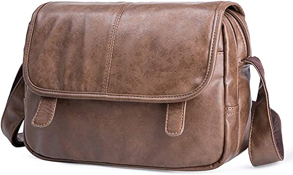 Bolso messenger de piel bolso de hombre piel bolso de mujer