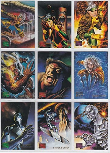 1995 FLAIR  MARVEL ANNUAL SINGLES PICK ONE ALWAYS FREE SHIPPING!!!!