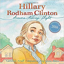 Image result for hillary rodham clinton picture book