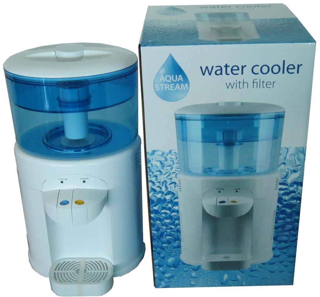 Amazon.com: AQUA STREAM 5 LITRE FAMILY TABLE TOP WATER COOLER FILTER ...