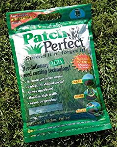 Patch Perfect Lawn Seed (1.75lb pouch)