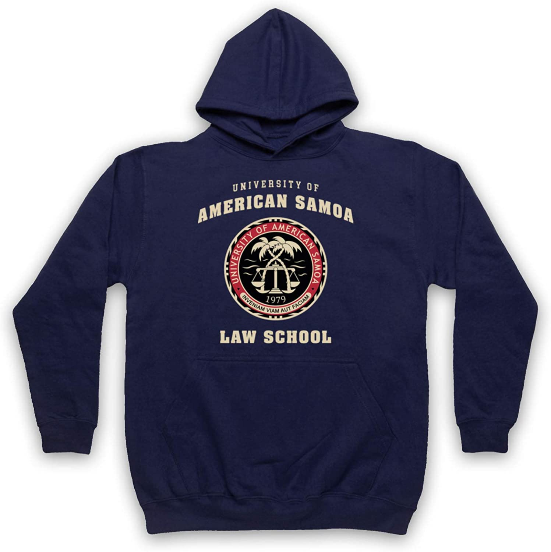 My Icon Art & Clothing Call Saul University of American Samoa Law School Bet - Sudadera con capucha para adultos