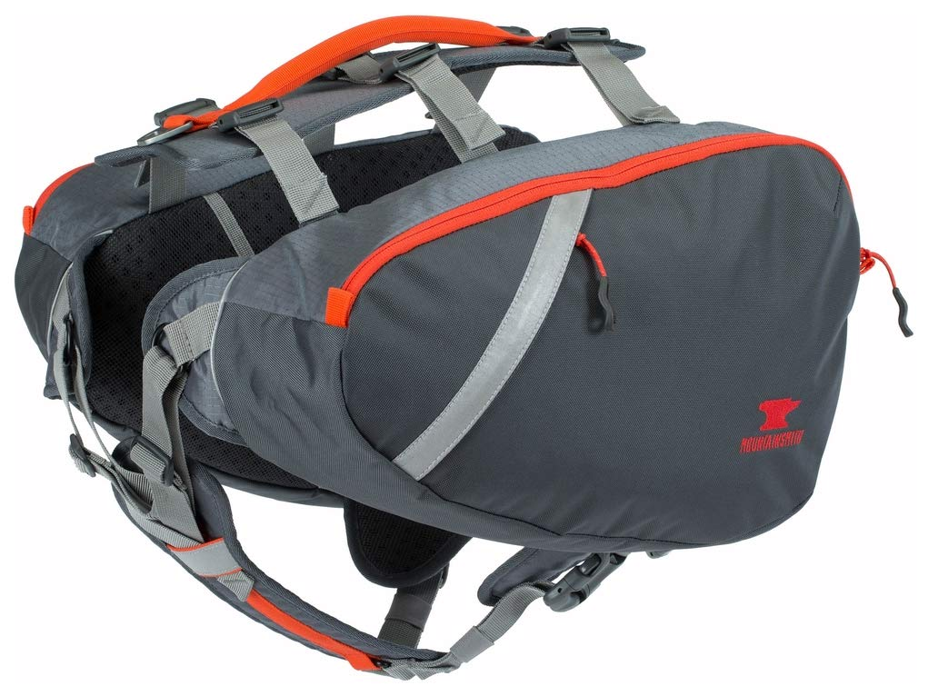 Mountainsmith K-9 Pack - Lava Red Large