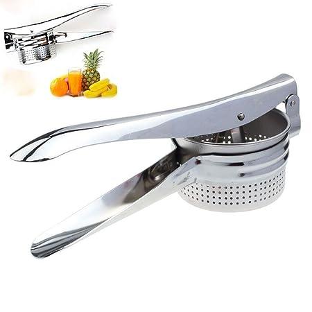 Culater® Cocina de patata en acero inoxidable herramienta Ricer ...