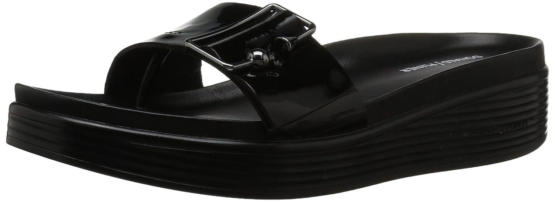 Donald J Pliner Women's Fara Slide Sandal B071H2353Q 9 B(M) US Black