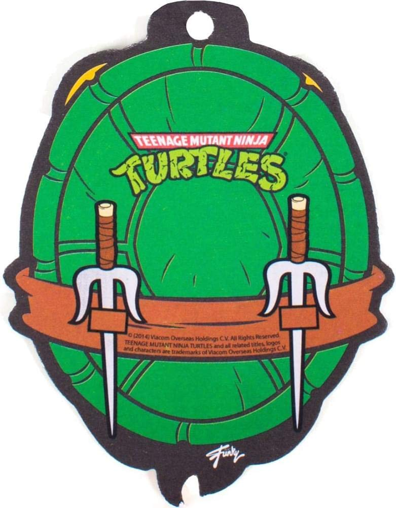 Teenage Mutant Ninja Turtles Shell Air Freshener: Amazon.es ...