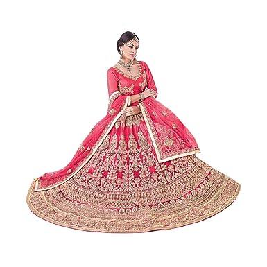 4d8358950f0 Amazon.com  Festival Offer Bridal Indian Designer Lehenga Choli Dupatta  Skirt top Custom to Measure party wear women 720 2  Clothing