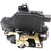 HZTWFC Door Lock Actuator Latch Front Right Compatible for VW Rabbit Jetta Passat Golf Beetle GTI DLVW001FR # 3B4839016…