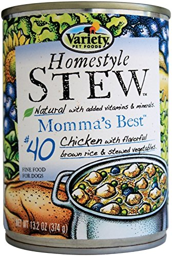 Variety homestyle recipes stew mommas best with chicken natural dog variety homestyle recipes stew mommas best with chicken natural dog food 12132 forumfinder Choice Image
