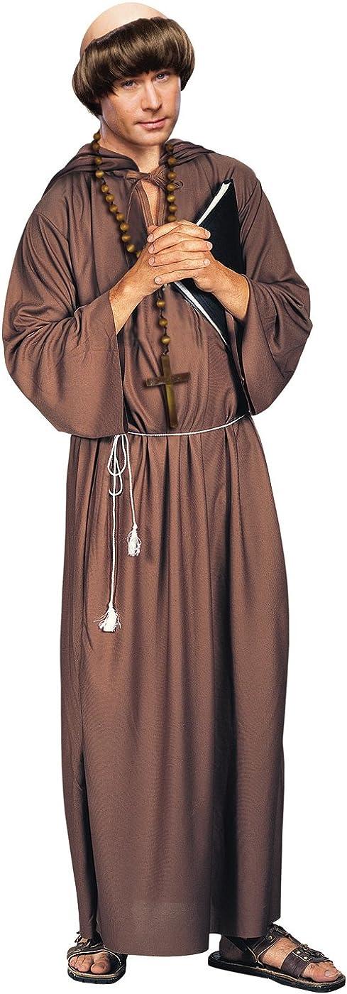 Forum Novelties Men's Adult Monk Robe Costume