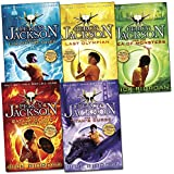 Percy Jackson Pack, 5 books, RRP £34.95