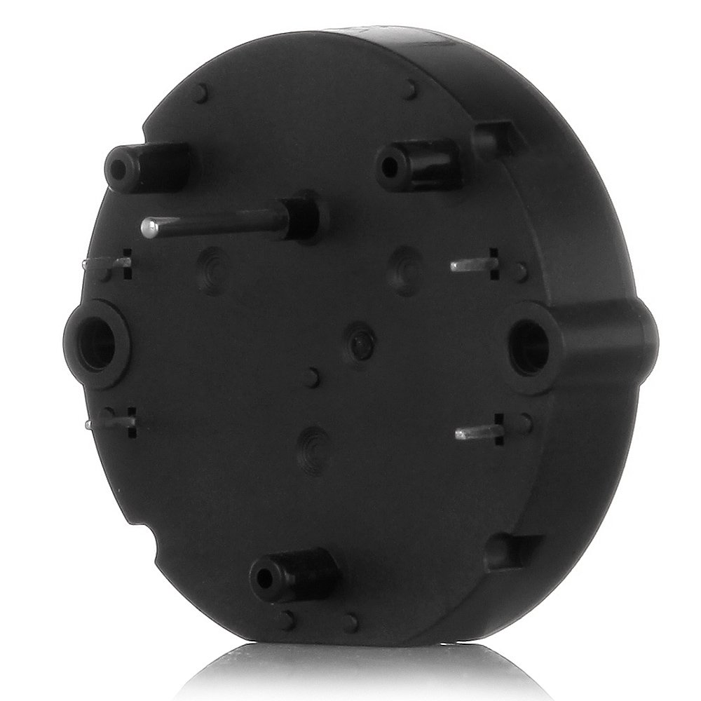 cciyu 1X Stepper Motor Replacement fit for GM Chevy Repair Speedometer Odometer Tachometer Fuel Gauge X27.168 Black