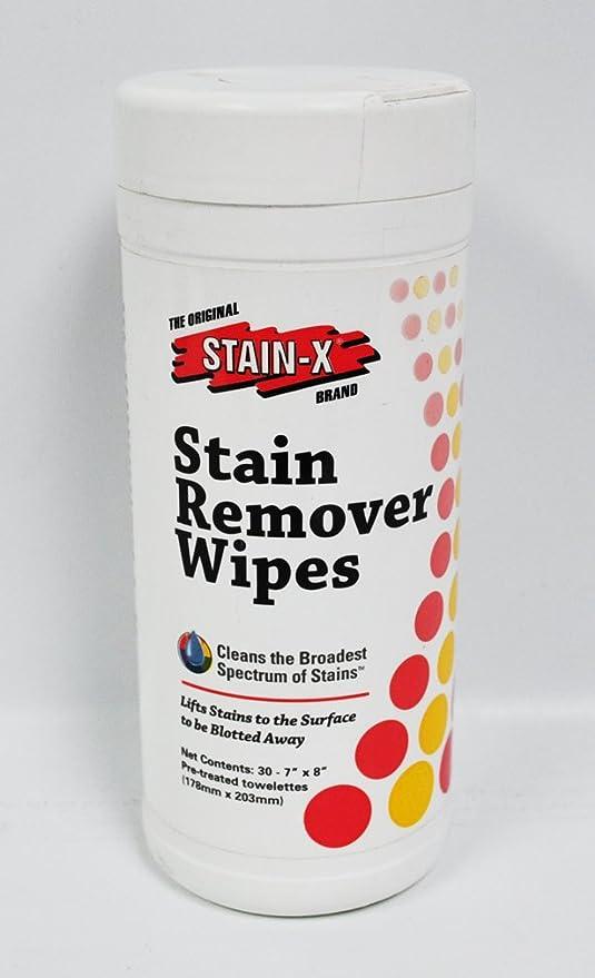 STAIN-X Paños Antimanchas para Eliminar Manchas: Amazon.es ...