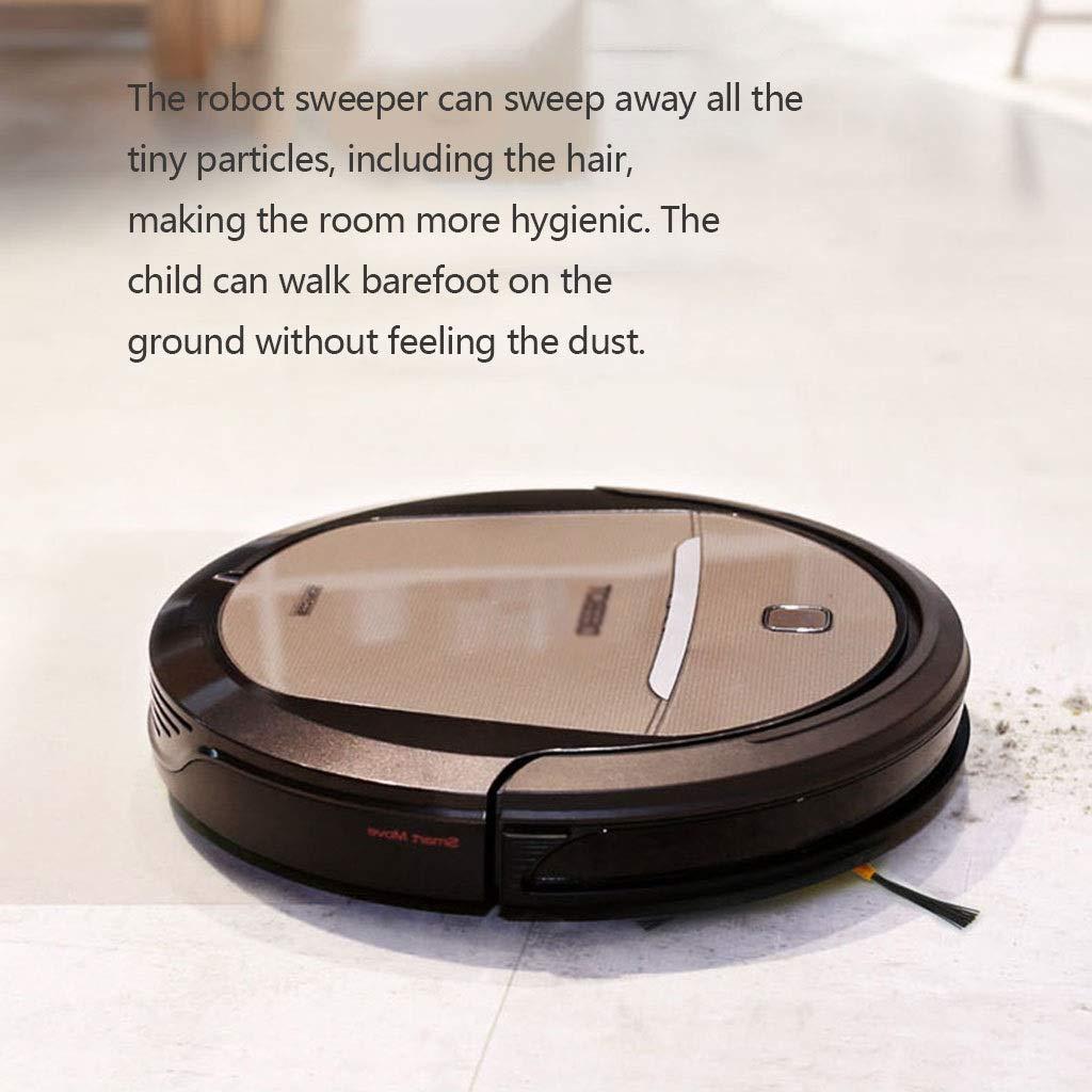 Robot de aspiración Barrido Robot aspiradora casa Inteligente ...