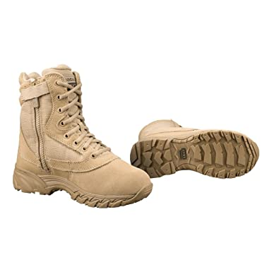 ORIGINAL S.W.A.T. Chase 9 Side-Zip TAN 38 (6)
