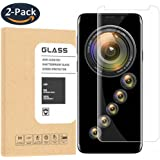 Samsung Galaxy S9 Plus Screen Protector, OLINKIT Anti-Scratch High Definition Bubble Free Anti-fingerprint Tempered Glass Screen Protector for Samsung Galaxy S9 Plus (2-Pack)