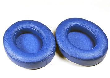 [REYTID] Apple Beats By Dr. Dre Studio 3 Wireless azul Kit de reemplazo oído cojines cojín: Amazon.es: Electrónica