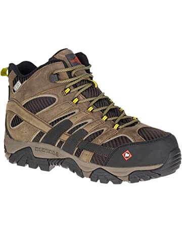 a83d396b416 Men's Work Safety Boots | Amazon.com