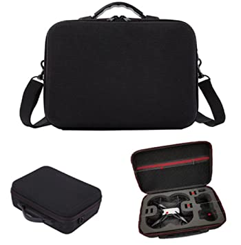 Vicstar DJI Tello Drone Waterproof EVA Portable Bag Body Battery Handbag Carrying Travel
