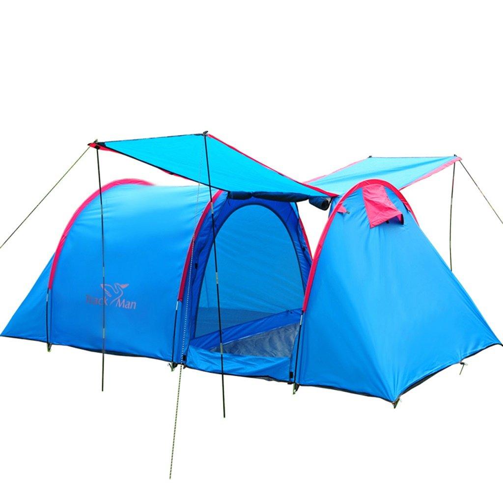 Deng Outdoor 6-8 Personen Familie Zelte viele  Herrenchen Camping Wild Zelte