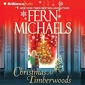Christmas at Timberwoods Audiobook