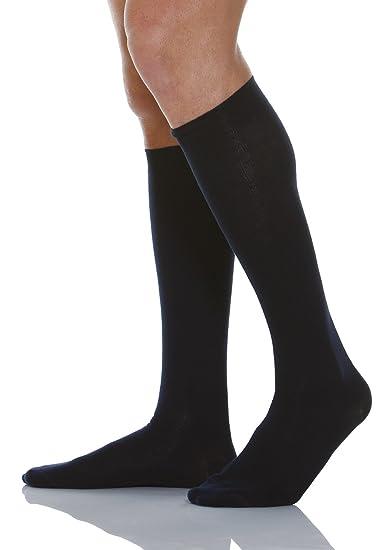 Relaxsan 920 Calcetines hasta la rodilla de algodón Unisex contenitivo con compresión graduada 22-27 mmHg: Amazon.es: Ropa y accesorios