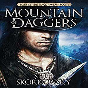 Mountain of Daggers Audiobook