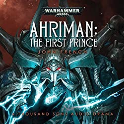 Ahriman: The First Prince