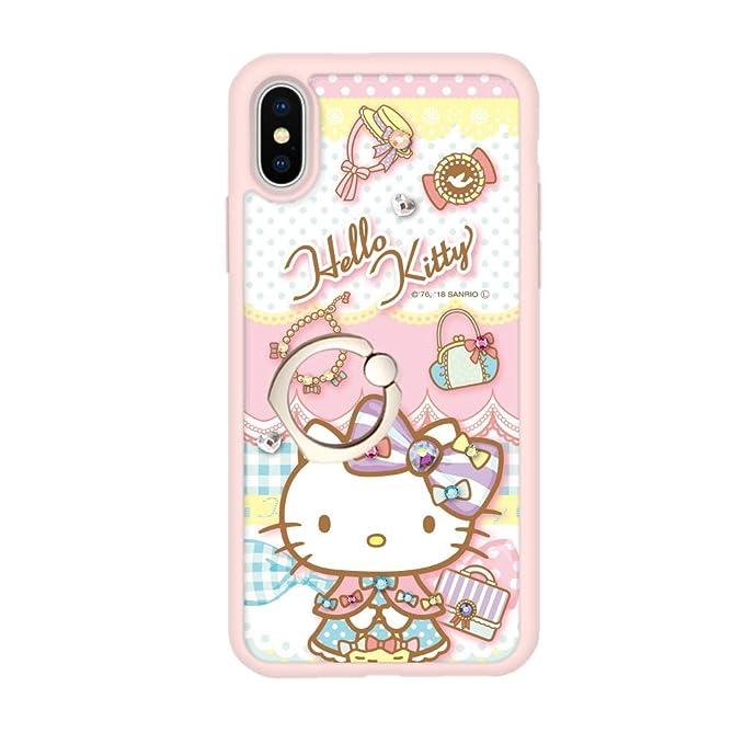 Amazon.com  Sanrio Hello Kitty Shockproof case for iPhone Series ... e20e17376