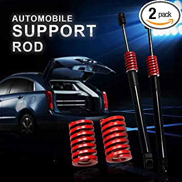 Automatic Lifting Pneumatic Complete Struts Kit Shocks Dampers Gas Charged Springs(Trunk+Hood) 4PCs Automatic Trunk Lift Supports Compatible With Tesla Model 3
