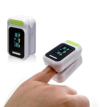 LQUIDE Oxygen Saturation Monitor Heart Rate Monitor Finger
