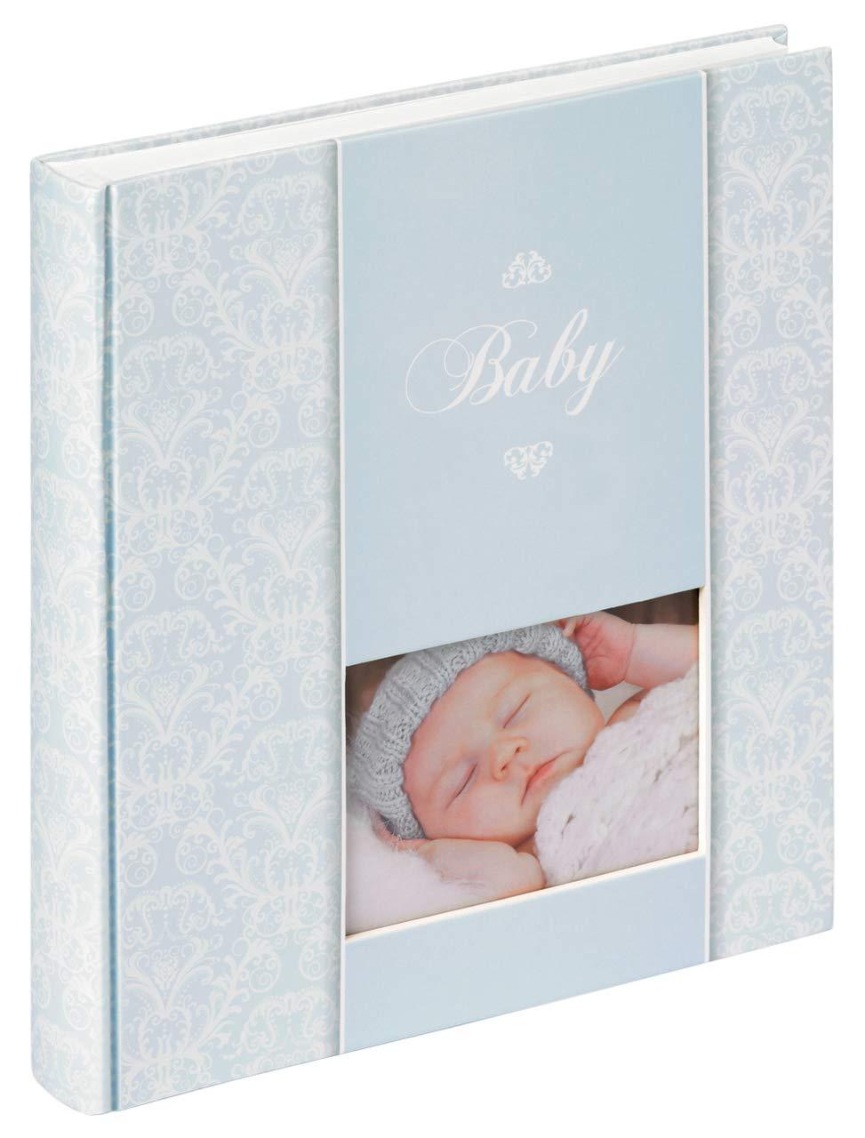 Walther Album de bébé Daydreamer–30,5x 28cm–Pour jusqu'à 224Photos 10x 15–50pages–Fille ou garçon